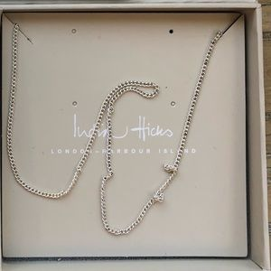India Hicks Jewelry - India Hicks Essential Chain silver